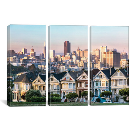 The Painted Ladies, San Francisco // Matteo Colombo