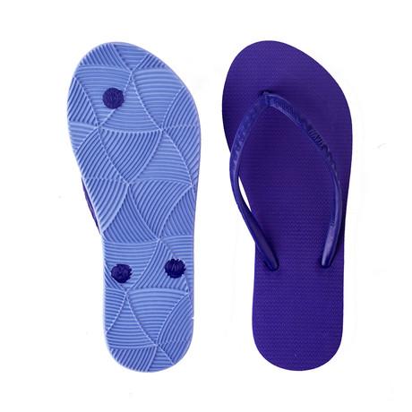 Women's Tonal Slippers // Ube (US: 5)