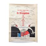 Dr. Strangelove // 1964 // U.S. 30 by 40 Poster