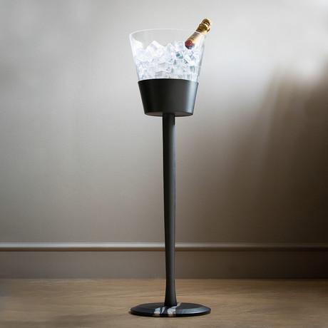 Champagnera // Gray Graphite Finish