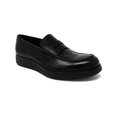 Elevated Loafer // Black (UK: 6.5)