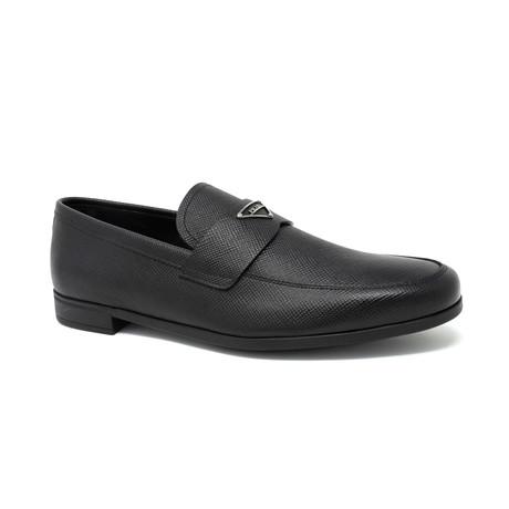 Loafer // Black (UK: 6.5)