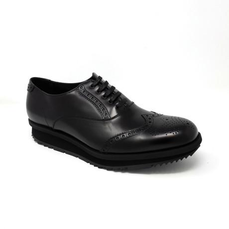 Elevated Dress Derby Shoe V1 // Black (UK: 6.5)