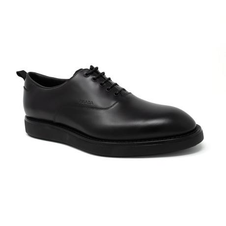 Elevated Dress Derby Shoe V2 // Black (UK: 6.5)