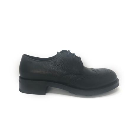 Loafer // Black II (UK: 6.5)