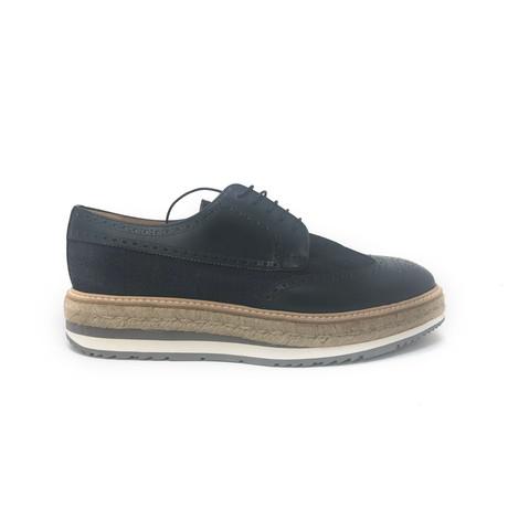 Loafer // Blue (UK: 6.5)