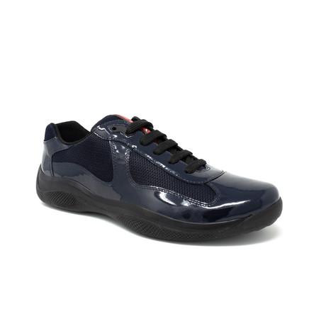 Sneaker // Navy (UK: 6.5)