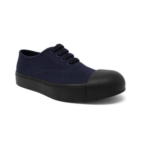 Elevated Casual Sneaker // Navy (UK: 6.5)