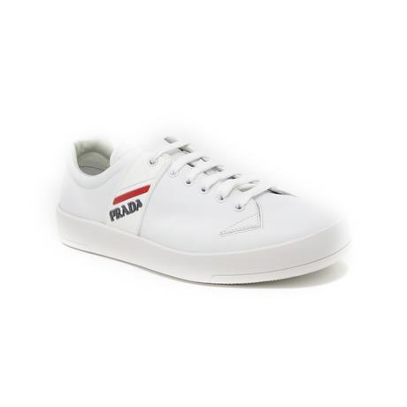 Classic Sneaker // White (UK: 6.5)