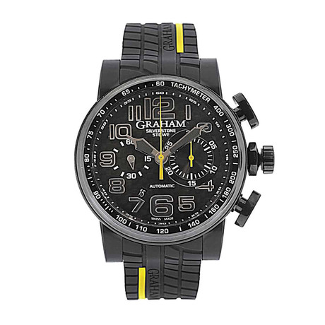 Graham Silverstone Stowe Racing Chronograph Automatic // 2BLDC.Y26A // Store Display