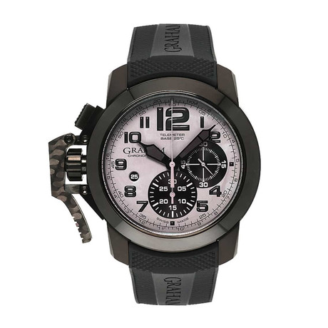 Graham Chronofighter Oversize Automatic // 2CCAU.S01A F // Store Display