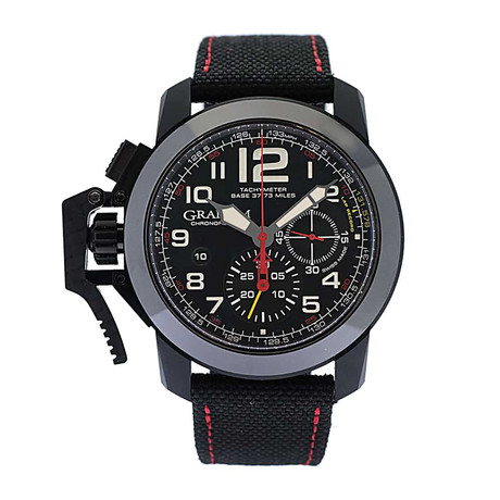 Graham Chronofighter Oversize Isle of Man Superlight Automatic // 2CCBK.B07A R // Store Display
