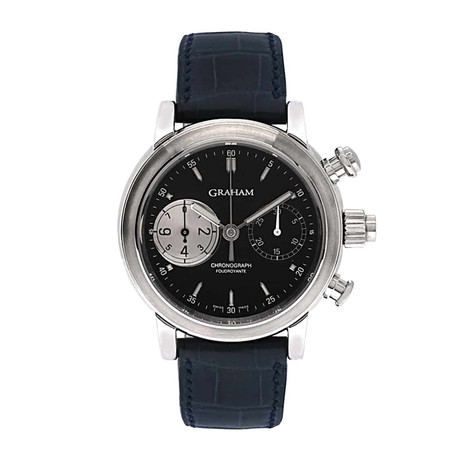 Graham Foudroyante Chronograph Automatic // 2LIAS.B04A // Store Display