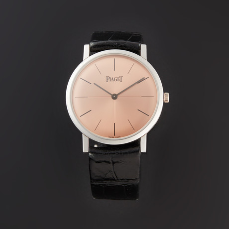 Piaget Altiplano Ultra Thin Manual Wind // G0A27009 // Pre-Owned