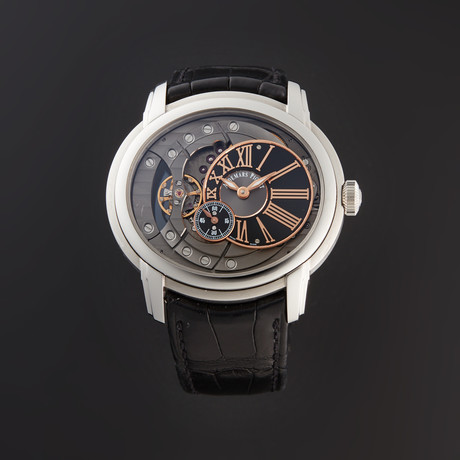 Audemars Piguet Millenary Automatic // 15350ST.OO.D002CR.01 // Pre-Owned