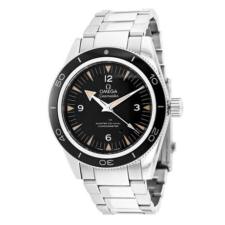 Omega Seamaster Automatic // 233.30.41.21.01.001 // Pre-Owned