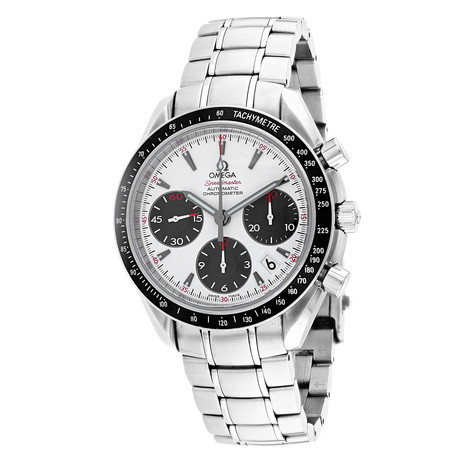 Omega Speedmaster Chronograph Automatic // 323.30.40.40.01 // Pre-Owned