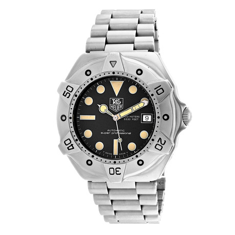 Tag Heuer Super Professional Diver Automatic // WS2110 // Pre-Owned