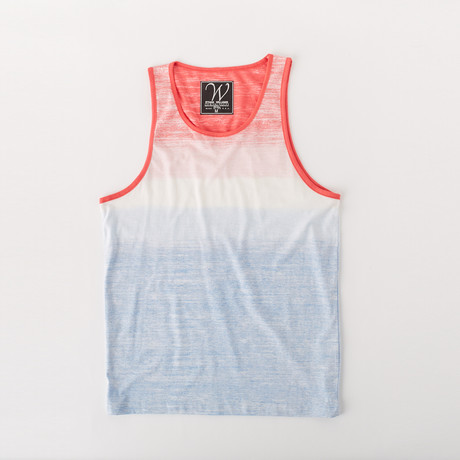 Ultra Soft Sueded Tank Top // Rocket (S)