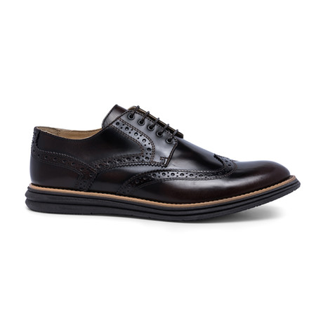 Smooth Novara Derby // Brown (US: 8)