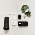 Wireless Smart Home Security // Exclusive Black Kit