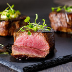 Master Chef Choice Filet Mignon Steaks // 12 Pieces