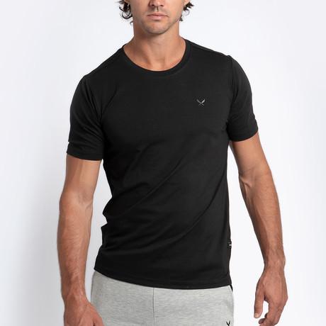 Fundamental T-Shirt // Black (S)