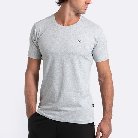 Fundamental T-Shirt // Grey (S)