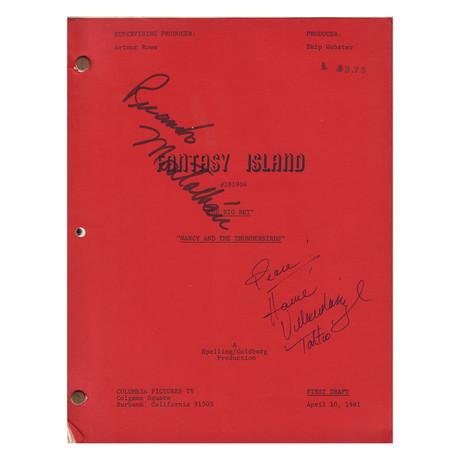Fantasy Island // Original Script