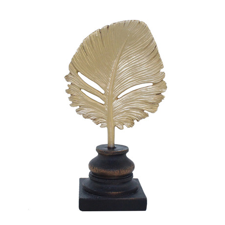 Feather Statue