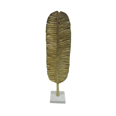 Decorative Feather Statue (Small)