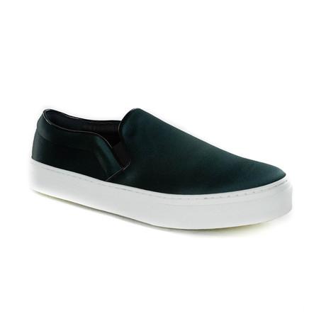 Slip-On Sneaker // Green (Euro: 35)