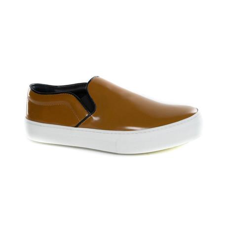 Slip-On Sneaker // Caramel (Euro: 35)