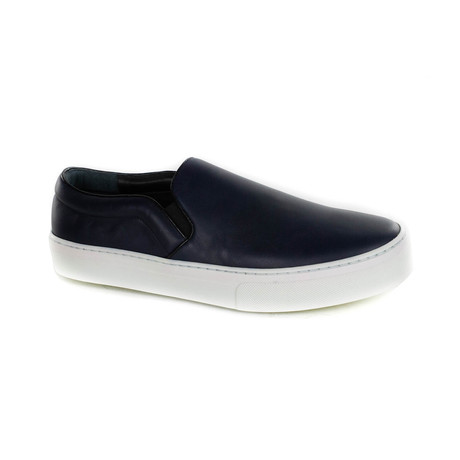 Slip-On Sneaker // Midnight Purple (Euro: 35)