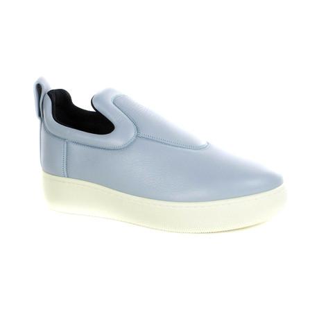 Slip-On Sneaker // Mineral Blue (Euro: 35)