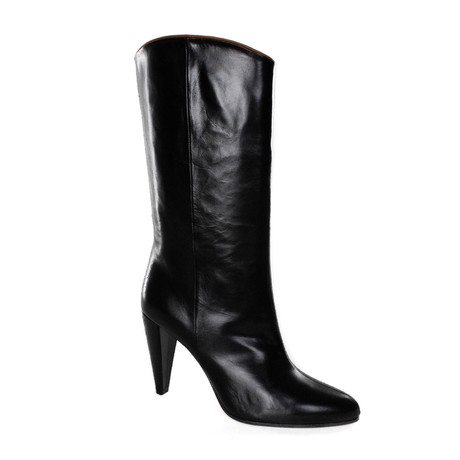Heeled Boot // Black (Euro: 35)