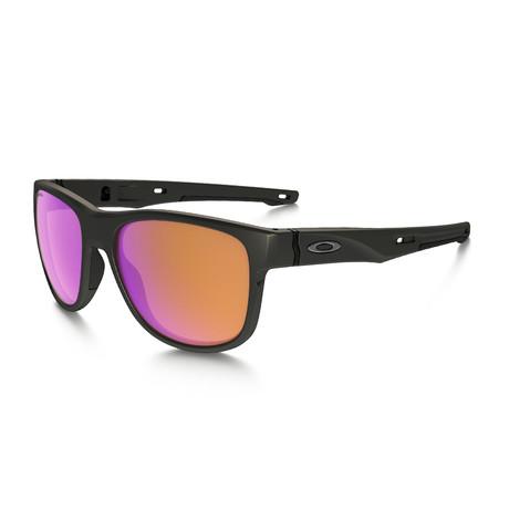 Crossrange R Sunglasses // Black Frame + Prizm Trail Lenses