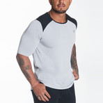 Meridian Performance Shirt // Silver Gray (2XL)
