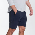 Splice Shorts V2 // Deep Navy (XL)