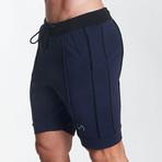 Splice Shorts V2 // Deep Navy (S)