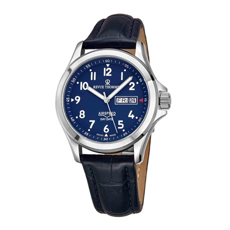 Revue Thommen Airspeed Automatic // 16020.2535