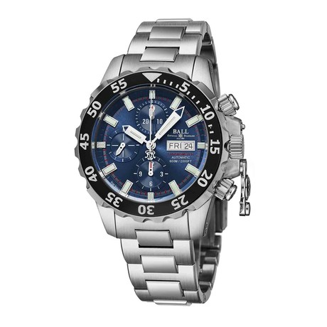 Ball Chronograph Automatic // DC3026A-SC-BE