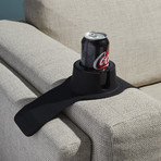 CouchCoaster // Black // Set of 2