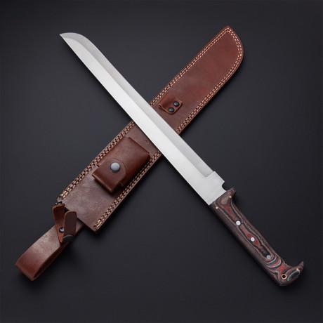 Modern Tactical Machete Short Sword