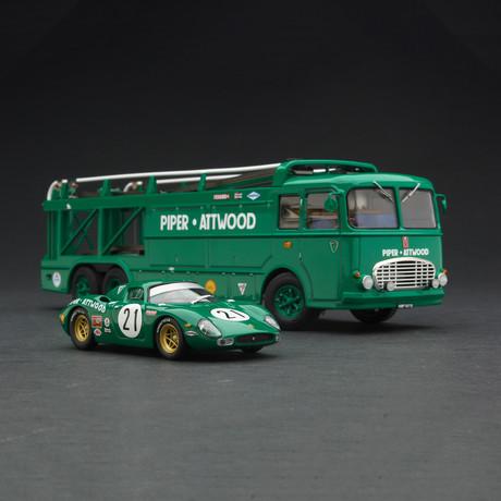 1965 Exoto Bartoletti 306/2 (Type II) Gift Set