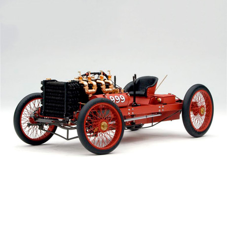 1902 Exoto Henry Ford '999' // Record Breaker