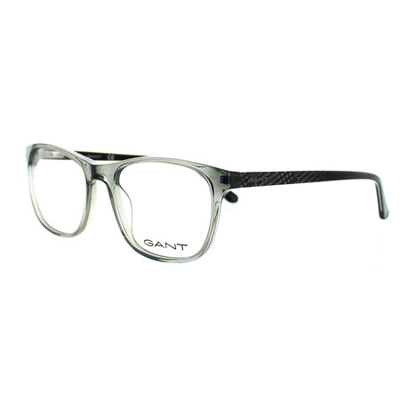 Men's 3161-020 Square Frames // Gray