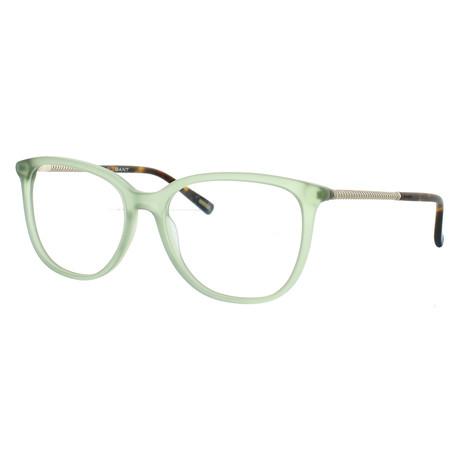 Men's 4036-094 Square Frames // Matte Light Green