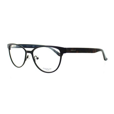 Gant // Women's 4055-002 Cat-Eye Frames // Matte Black