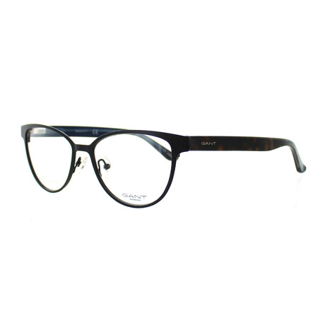 Women's 4055-002 Cat-Eye Frames // Matte Black